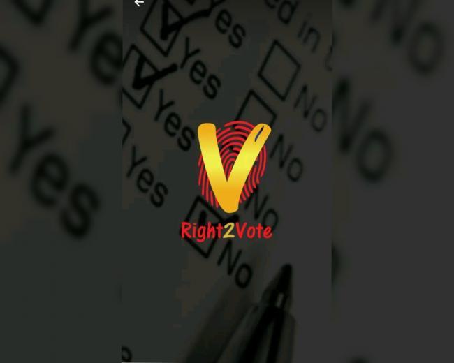 15. right2vote
