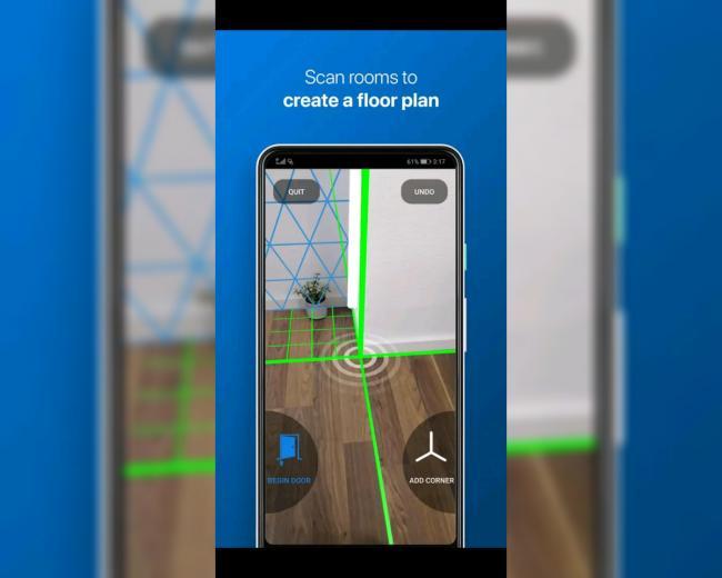 18. magicplan-2D3D floor plans and AR measurement