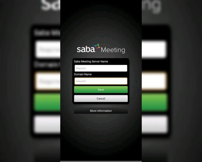 18. saba meeting