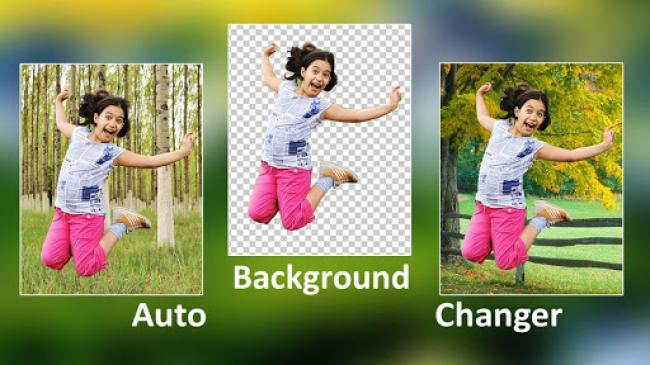 2. Auto Background Changer