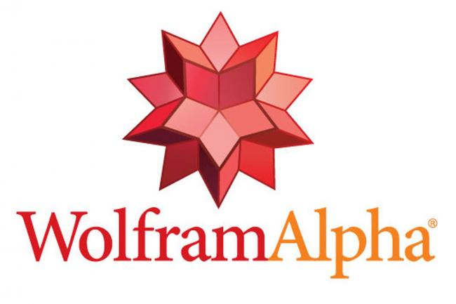 2. WolframAlpha