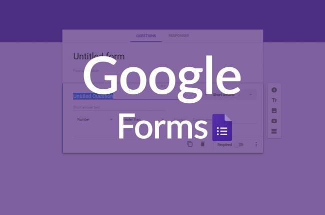 2. google form