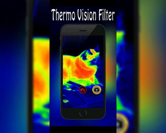 3. nighr vision thermal camera