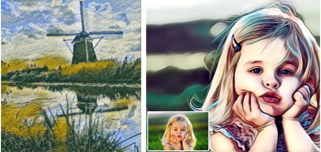 6. Aplikasi Painnt Filter Seni Profesional