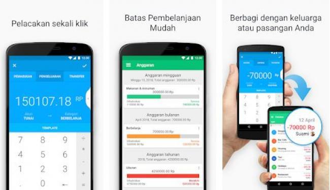 7. Aplikasi Wallet