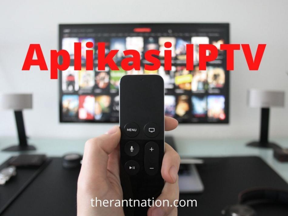 Aplikasi Nonton TV IPTV