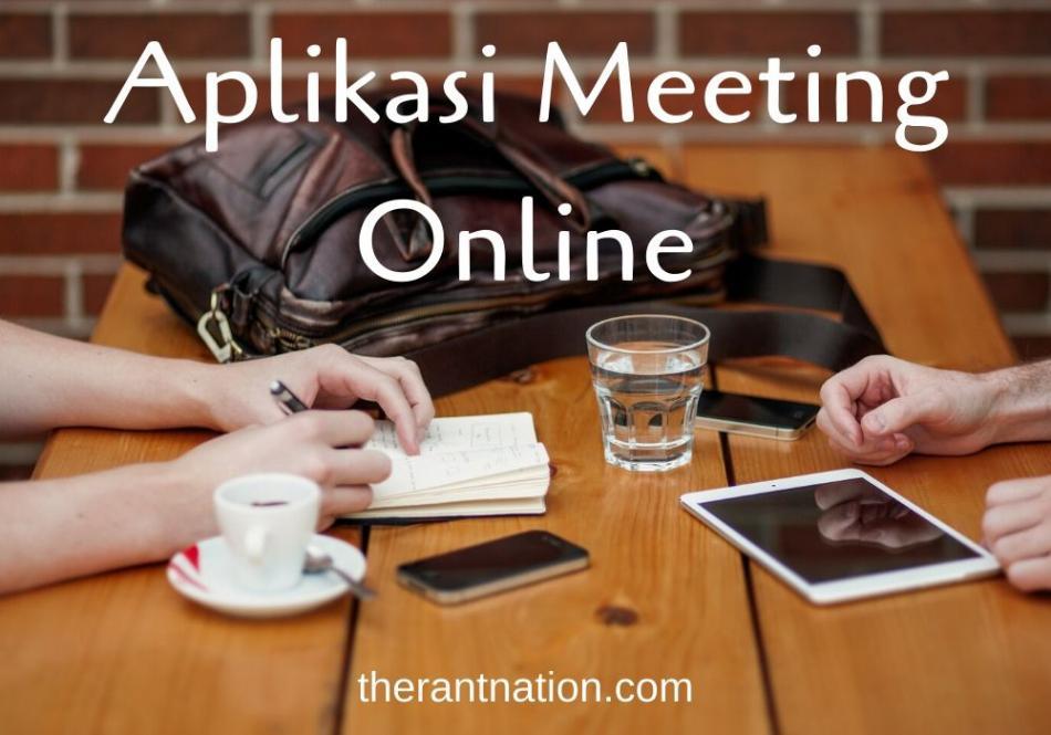18 Aplikasi Meeting Online Terbaik untuk WFH Saat Ini