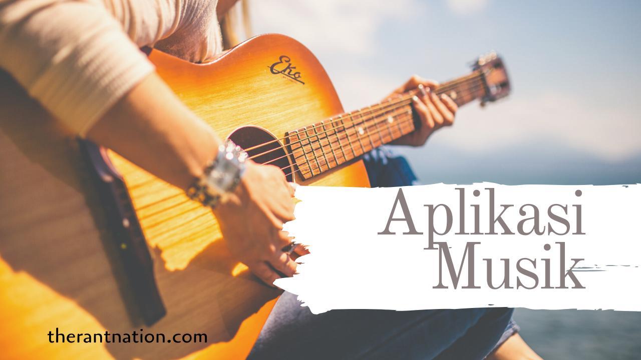 Aplikasi Musik Online dan Offline Android