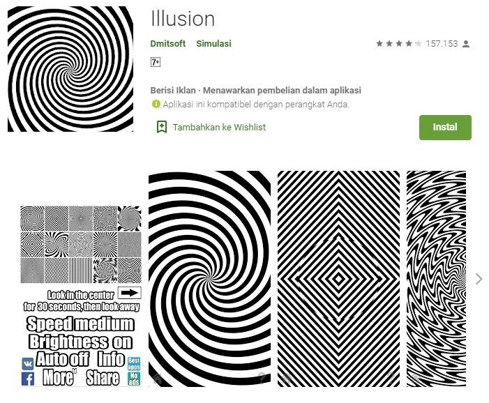 Eye Illusion