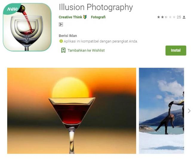 Illusion Photography