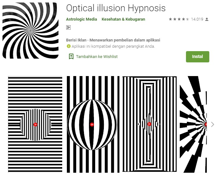 Illusions HD