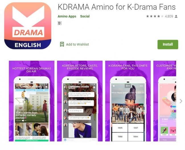 KDRAMA Amino for K-Drama Fans