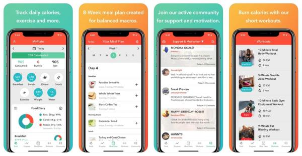Macros - Calorie Counter & Meal Planner