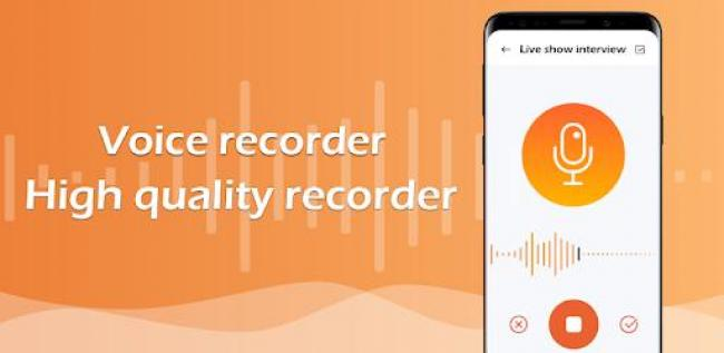 Smart Voice Recorder - HD Audio Recording