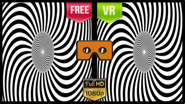 Virtual Reality Optical Illusions VR