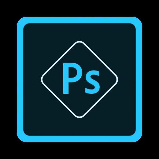 6. Adobe Photoshop Express
