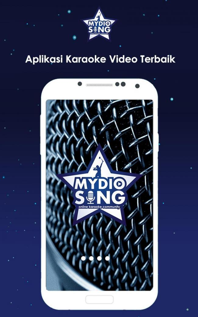 Aplikasi Karaoke Mydio Sing