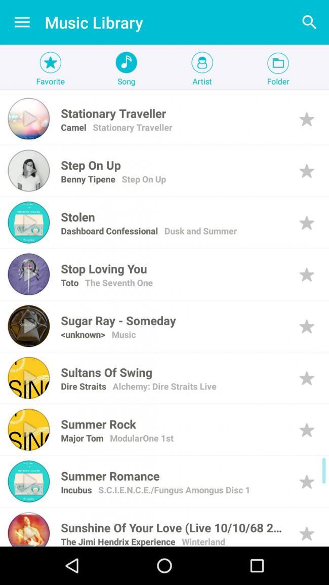 Aplikasi Karaoke Singplay
