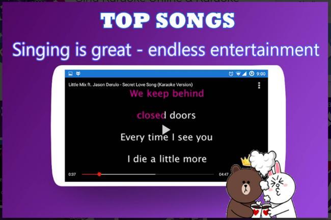 Aplikasi Sing Karaoke Record