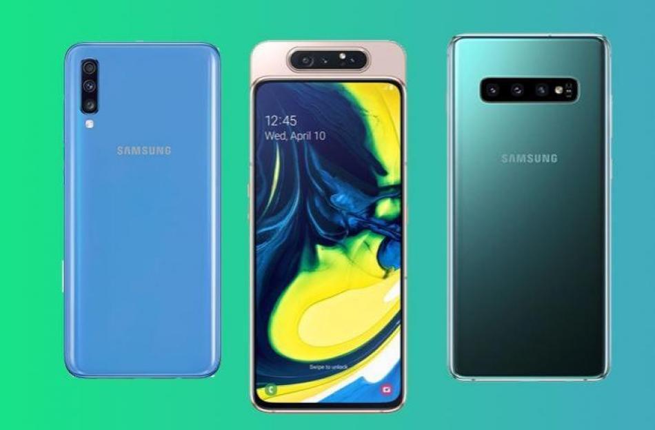 Cara Menampilkan Watermark Nama di Kamera Handphone Samsung