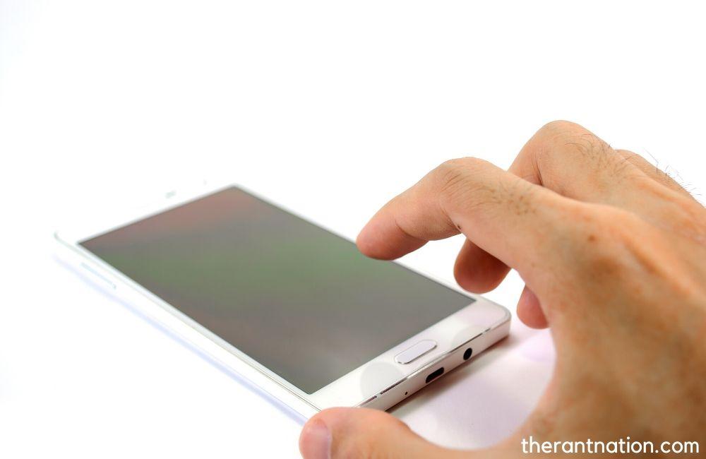 Cara Screenshot Hp Oppo Panjang Menggunakan Tiga Jari