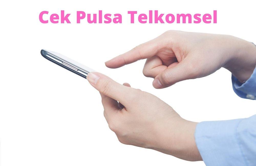 Cek Pulsa Telkomsel