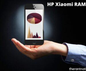 Hp Xiaomi Ram 3gb