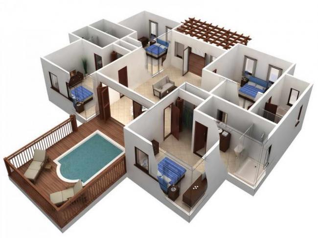 Aplikasi 3d Floor Plan