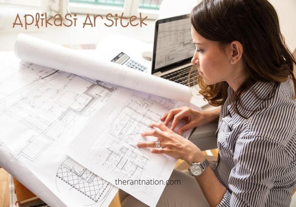 Aplikasi Arsitek Untuk Para Profesional Dan Pemula