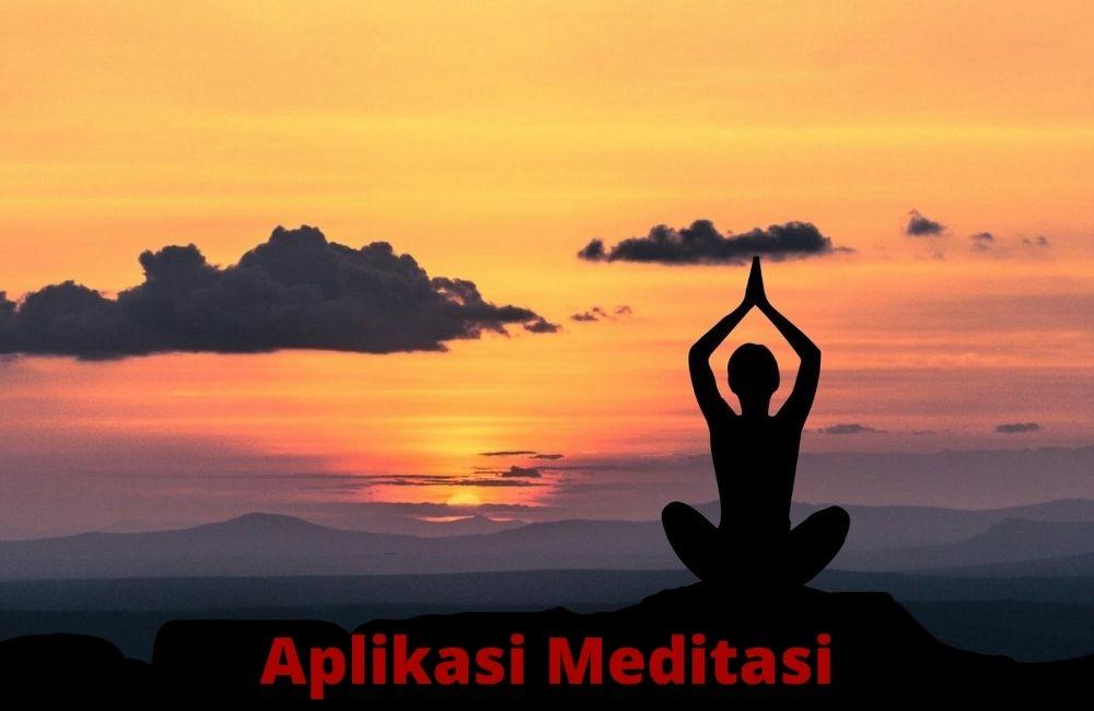 7 Aplikasi Meditasi untuk Kesehatan Mental Lebih Nyaman dan Kuat