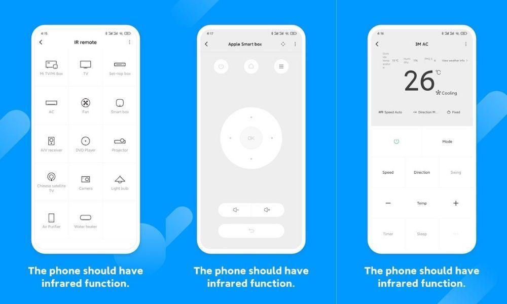 Aplikasi Remote Ac Terbaik Di Android Paling Rekomended