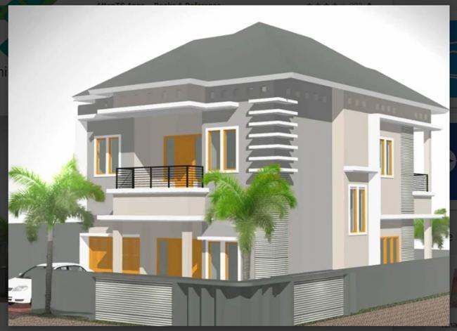 Aplikasi Teknik Arsitektur