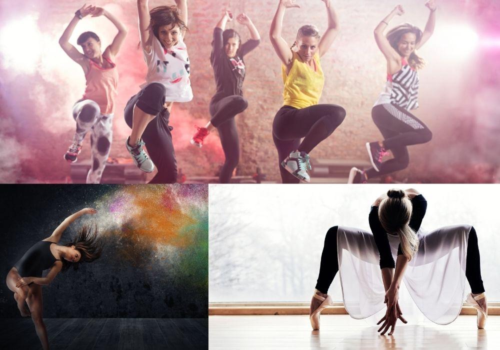 Aplikasi Belajar Dance
