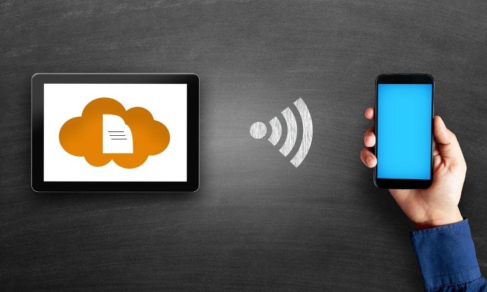 Cara Transfer File Dari Android Ke Pc Tanpa Kabel Usb