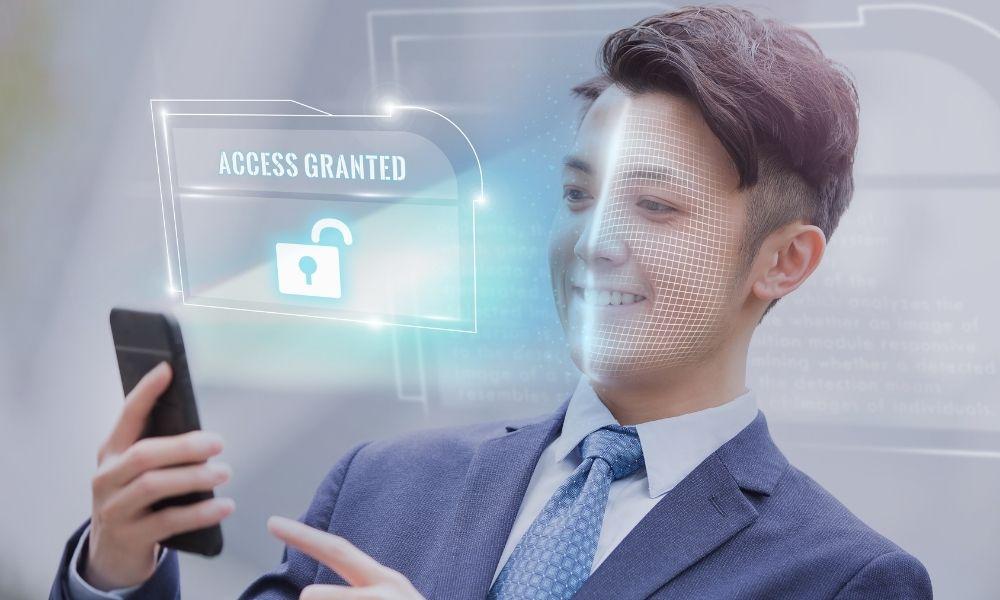Fitur Kunci Sidik Jari Dan Face Unlock
