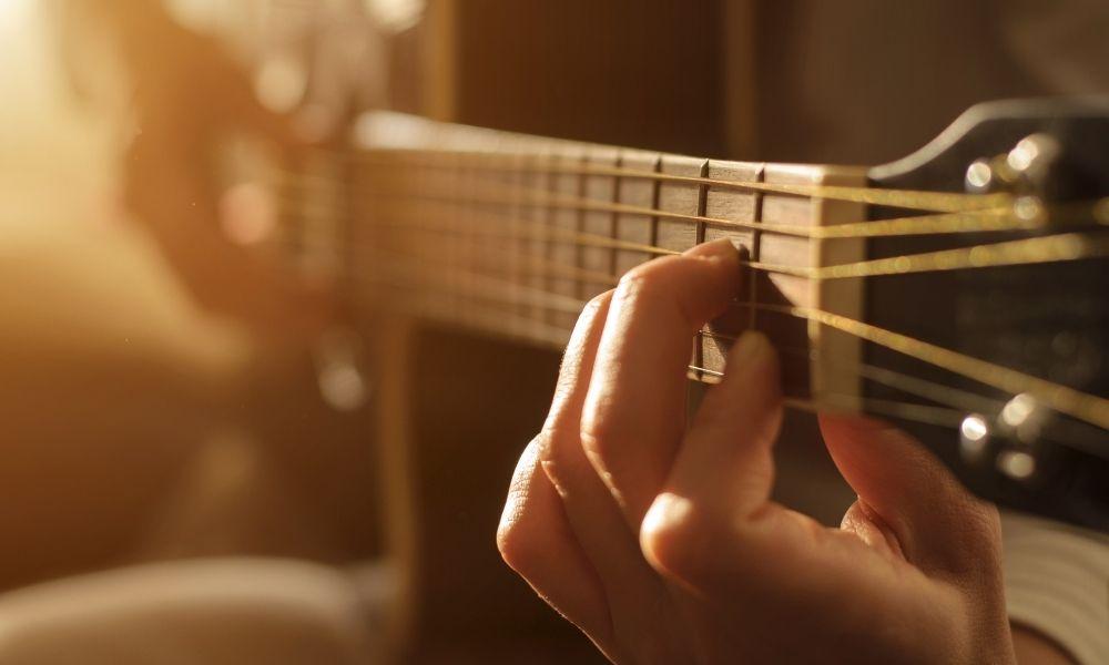 Aplikasi Kunci Gitar Terbaik Bagi Pemula