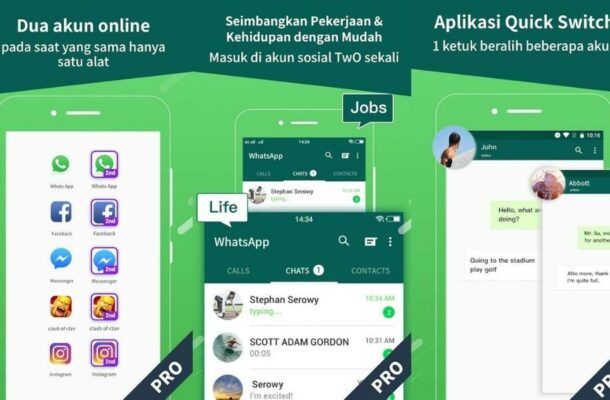 Aplikasi Clone Terbaik Untuk Hp Gratis Dan Berbayar