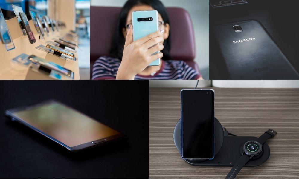 Cara Merekam Layar HP Samsung Dengan Fitur Bawaan
