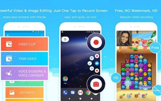 2 Cara Merekam Layar HP Vivo Tanpa Aplikasi dan Dengan Aplikasi