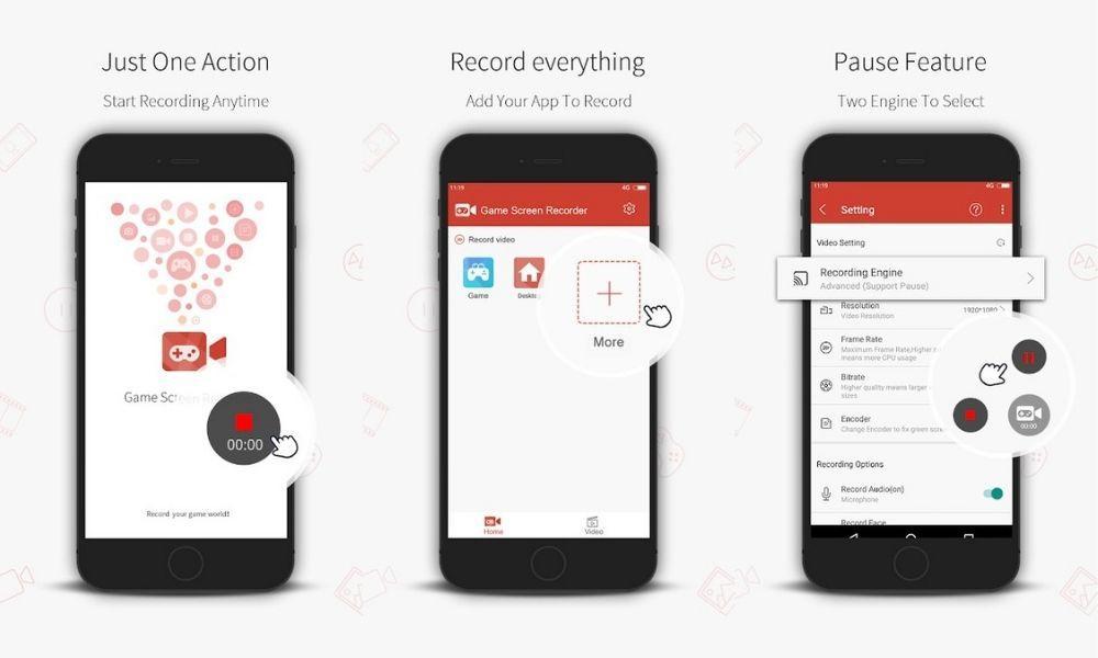 Merekam Layar Hp Xiaomi Menggunakan Aplikasi Pihak Ketiga