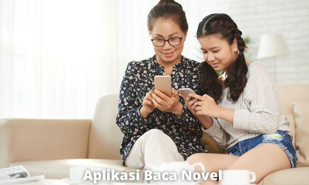 Aplikasi Baca Novel Paling Lengkap Dan Terlengkap
