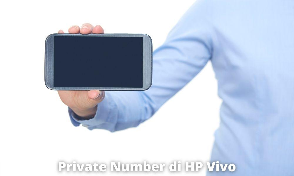 Cara Melakukan Private Number Hp Vivo Dengan Mudah