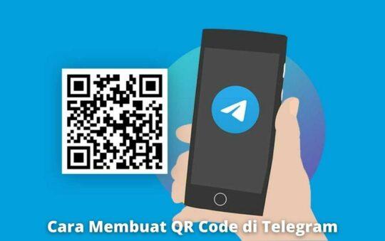 Cara Membuat QR Code di Telegram dengan Mudah