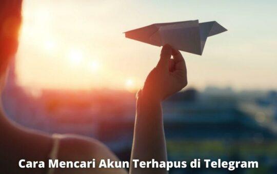 2 Cara Mencari Akun Terhapus di Telegram yang Dapat Dicoba