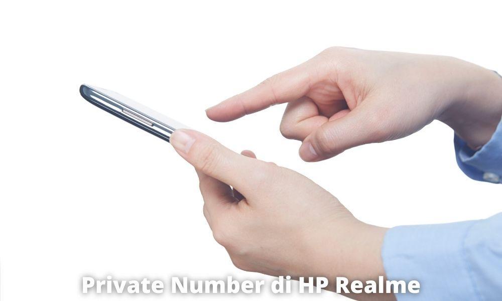 Cara Menggunakan Fitur Private Number Dengan Aplikasi Khusus