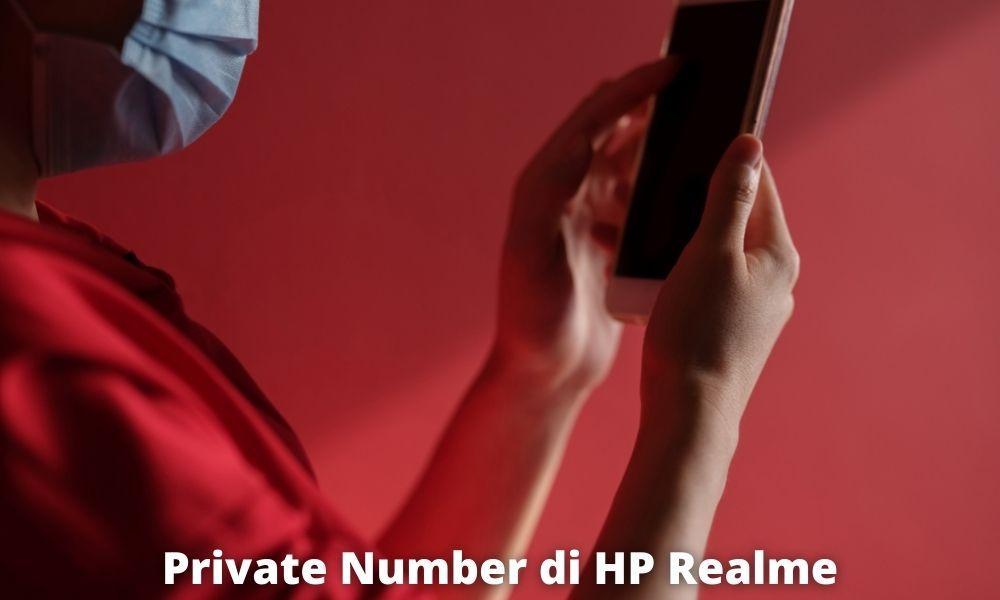 Cara Menggunakan Fitur Private Number Dengan Kode Dan Angka Pada Menu Dial Up