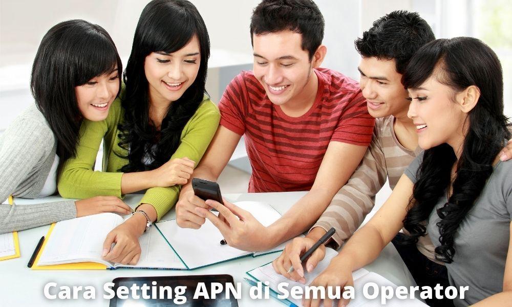 Contoh Apn Operator Telekomunikasi Di Indonesia