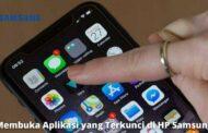 5 Cara Membuka Aplikasi yang Terkunci di HP Samsung dengan Mudah