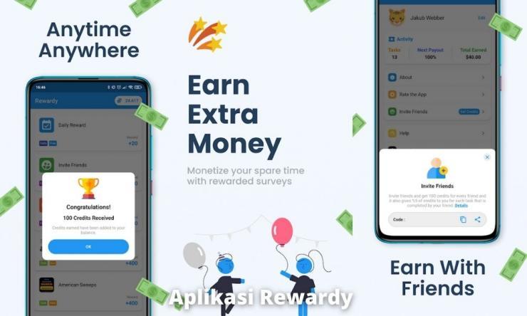 Apakah Rewardy Merupakan Aplikasi Scam