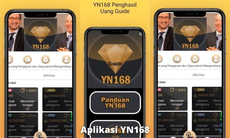 Aplikasi Yn168 Penghasil Uang Dengan Tugas Misi